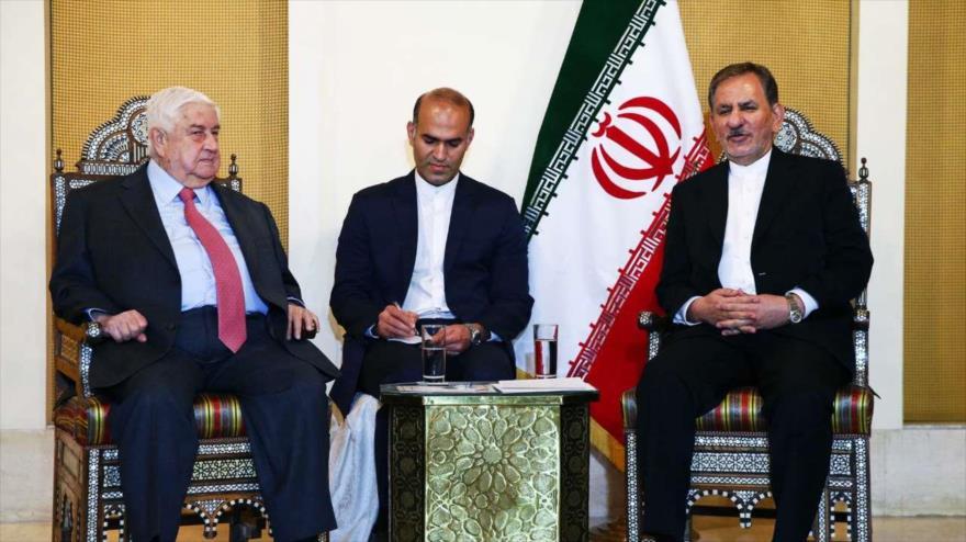 Irán promete apoyar a Siria hasta el fracaso total del terrorismo | HISPANTV