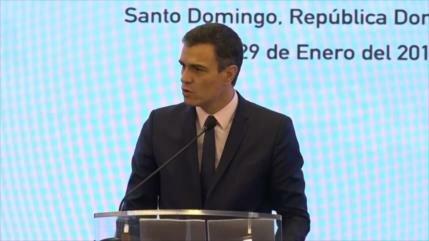 Presidente del Gobierno de España visita la República Dominicana