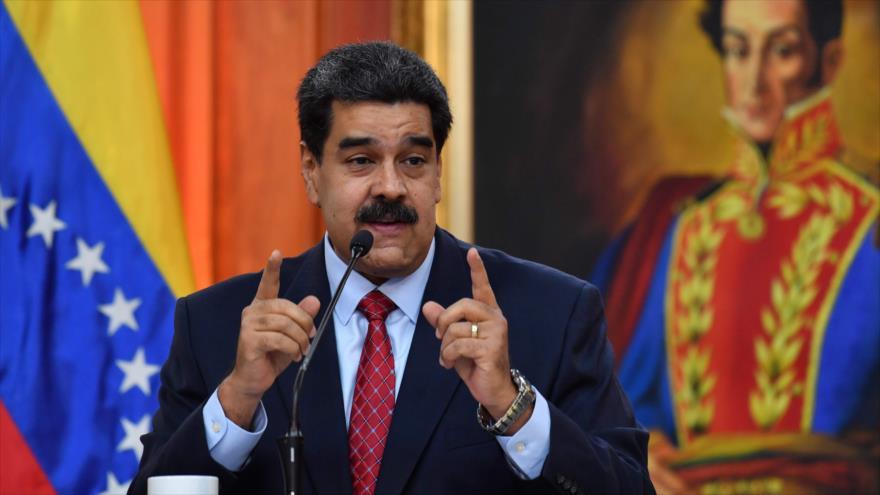 Maduro: EEUU presiona a Venezuela por expectativas petrolíferas | HISPANTV
