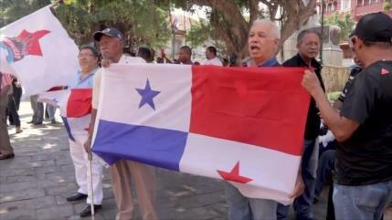 Exigen que Panamá abandone el Grupo de Lima
