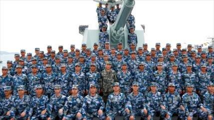 'China parece estar preparándose para la III Guerra Mundial'