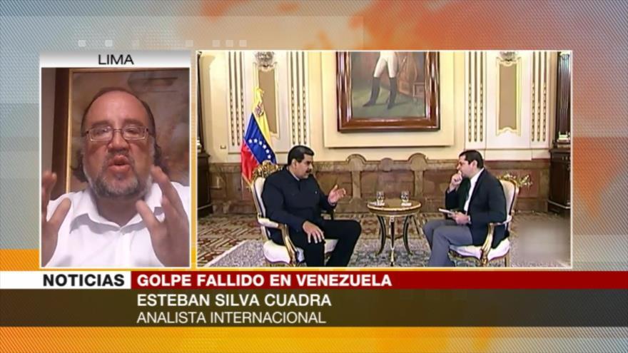 Cuadra: Guaidó es parte de operación de Trump y no busca diálogo