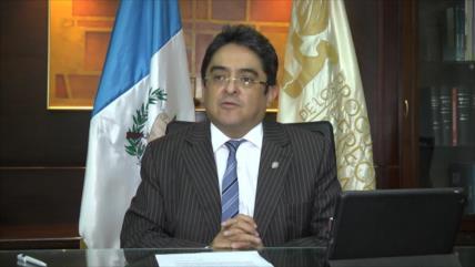 Procurador de DDHH de Guatemala pide la destitución de dos ministros