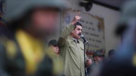 """Maduro alerta: Militares """"mercenarios"""" conspiran desde Colombia"""