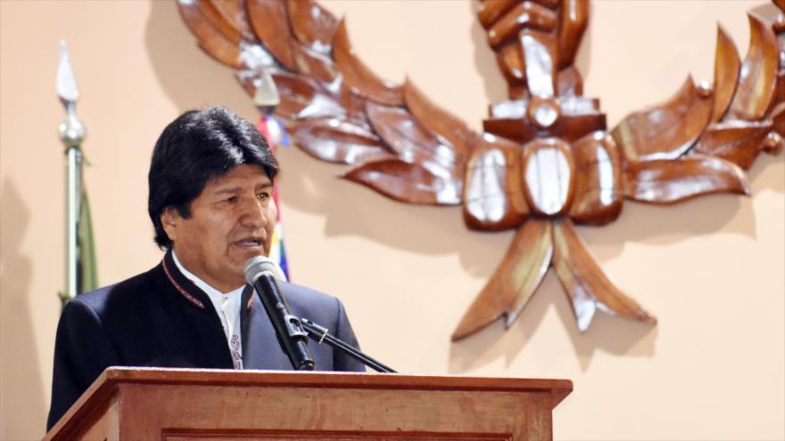 Morales: Amenazas de EEUU a Venezuela atentan contra toda la zona | HISPANTV