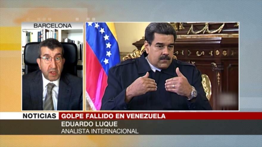 Luque: Oposición venezolana obedece a intereses de EEUU