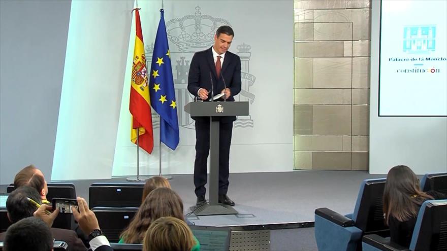 El presidente del Gobierno español arremete contra Maduro