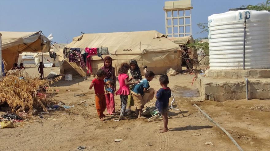 Unicef: 6700 niños muertos y heridos en Yemen por agresión saudí