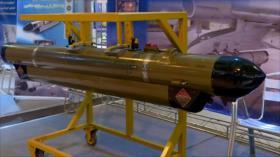 Irán expone sus últimos avances en el campo armamentístico
