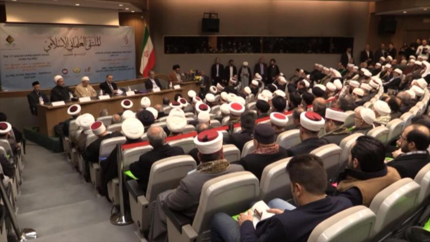Irán y Siria celebran Foro de Ulemas Musulmanes en Damasco