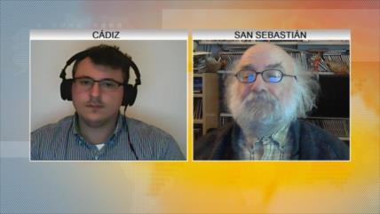 Programa especial de HispanTV sobre llegada de Hashemi a Irán