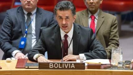 Bolivia: EEUU viola Carta de ONU con planes golpistas en Venezuela
