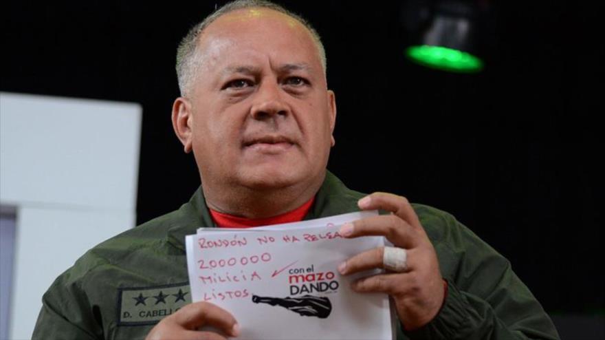 Venezuela responde a amenaza de EEUU con 2 millones de milicias listas