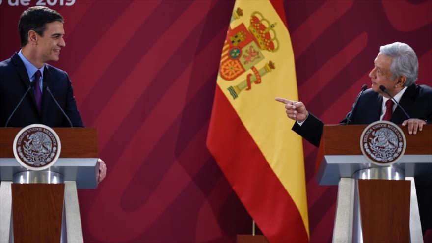 México rechaza oferta de Sánchez sobre grupo de contacto para Venezuela