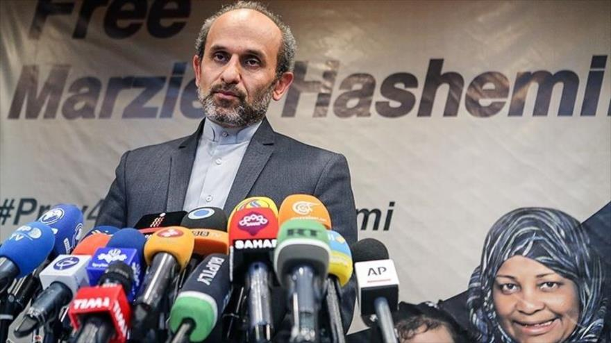 Alto cargo de IRIB: Regreso de Hashemi a Irán es un fracaso para EEUU