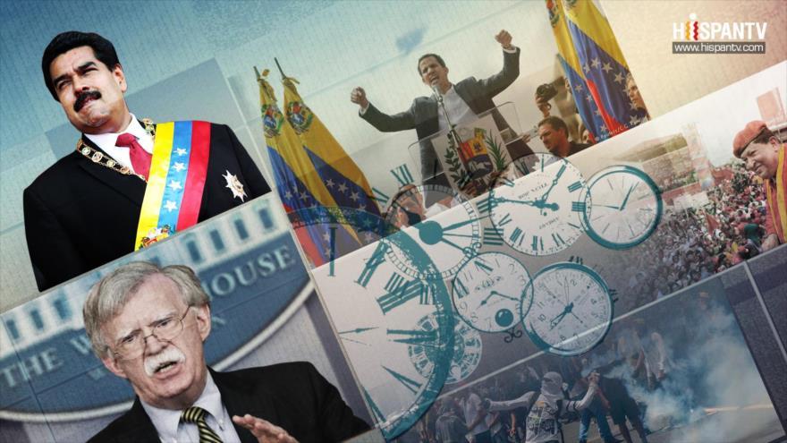 10 Minutos: Venezuela resiste intento golpista