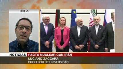 Zaccara: Irán podrá burlar sanciones si no funciona Instex europeo