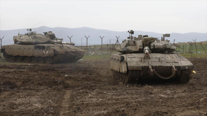 ¿Habrá una guerra entre Irán e Israel en Siria?
