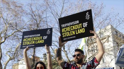 Amnistía: Israel usa el antisemitismo para encubrir sus crímenes