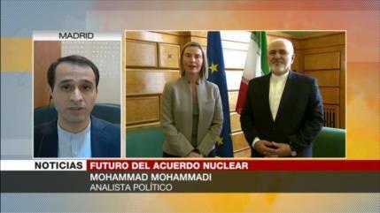 Mohamadi: Habrá que ver frutos de canal europeo Instex para Irán