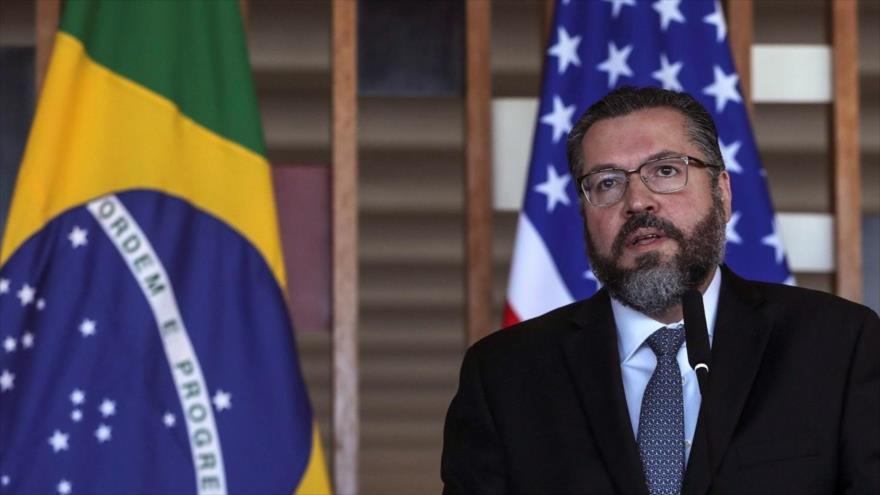 Brasil censura a países que optan por el diálogo sobre Venezuela | HISPANTV