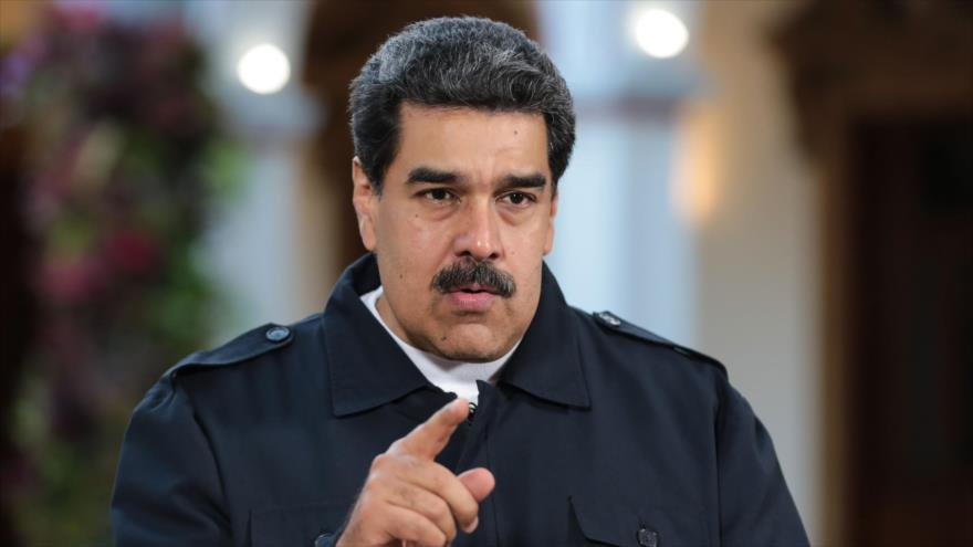 Maduro dice que Trump contrató a 'mafia colombiana' para matarlo