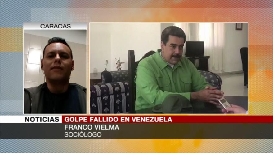 Vielma: Guaidó, figura artificial para fragmentar Gobierno venezolano