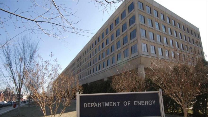 La sede del Departamento de Energía estadounidense en Washington, la capital.