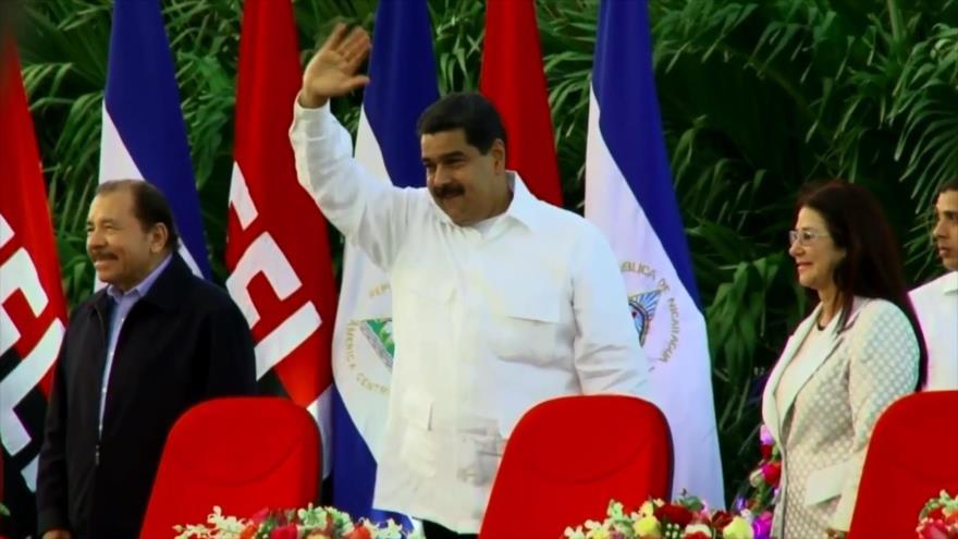 Nicaragua rechaza injerencia de EEUU en Venezuela