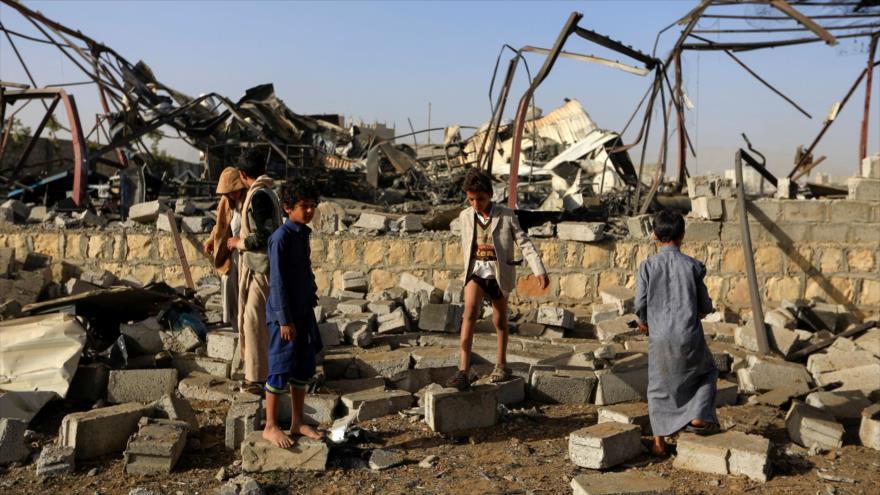 """Unicef alerta de la formación de una """"generación perdida"""" en Yemen"""