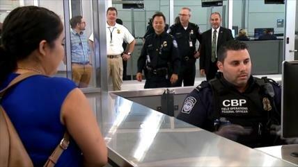 EEUU comienza devolución de migrantes centroamericanos a México