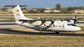 Avión espía de EEUU sobrevuela Colombia en tensión con Venezuela