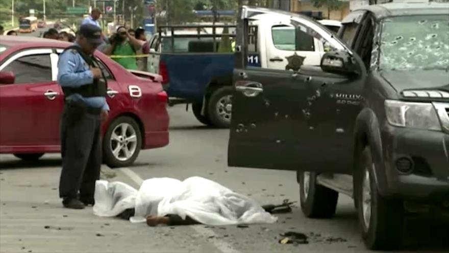 Violencia se cobra más de 50 mil vidas en Honduras