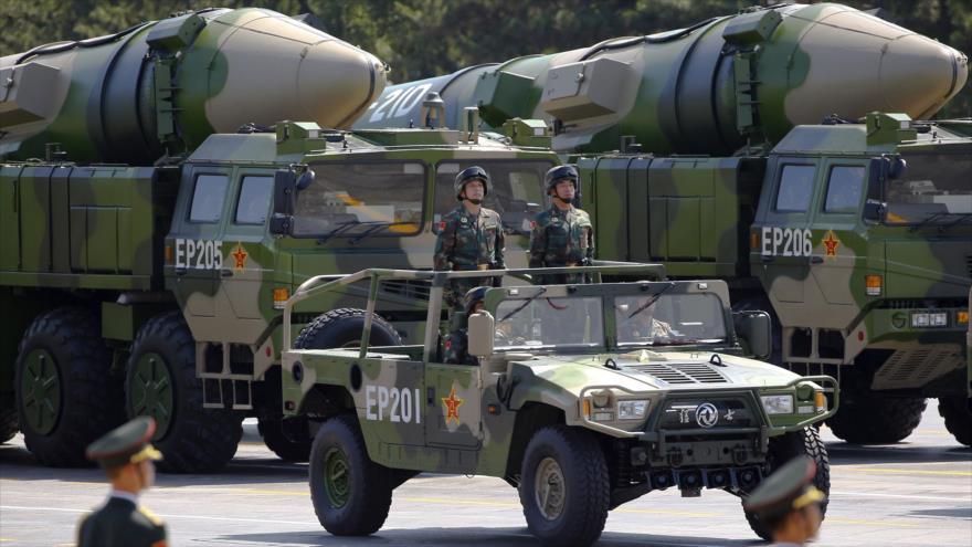 EEUU busca abandonar el Tratado INF para poder enfrentarse a China | HISPANTV