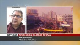 Dibsi: Revolución Islámica de Irán emana de voluntad de su pueblo