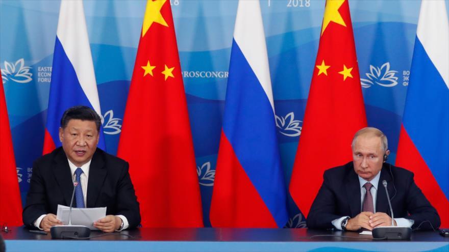 Rusia y China mantendrán su cooperación con el Gobierno de Maduro