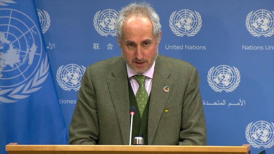 Guterres a Guaidó: ONU reconoce solo a Maduro como presidente legítimo