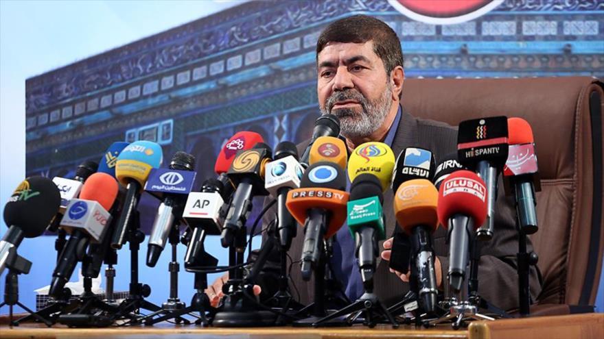General iraní: Poder político y militar de EEUU está en declive