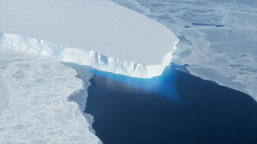 El glaciar antártico más peligroso del mundo al punto del colapso