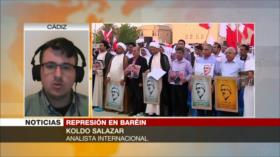 Koldo: Cadena perpetua contra oposición prueba dictadura en Baréin