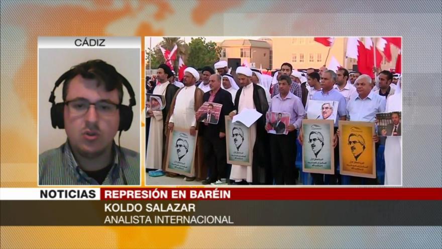 Koldo: Cadena perpetua contra oposición prueba dictadura en Baréin | HISPANTV