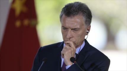 Seis de cada diez argentinos no apoyan a Macri en elecciones 2019