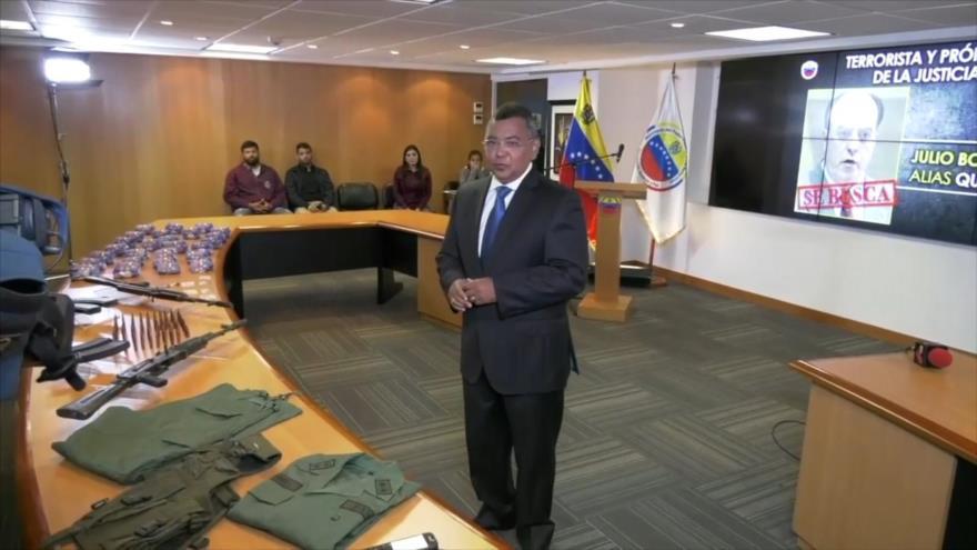Denuncian que violencia en Venezuela es parte de un plan golpista