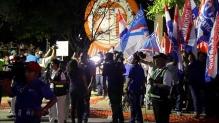 Panameños se preparan para recta final de proceso electoral 2019