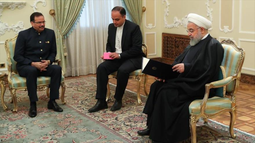 Irán apoya al Gobierno de Venezuela ante plan golpista de EEUU