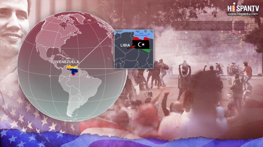 Venezuela: Libia de América Latina y el neoimperialismo estadounidense