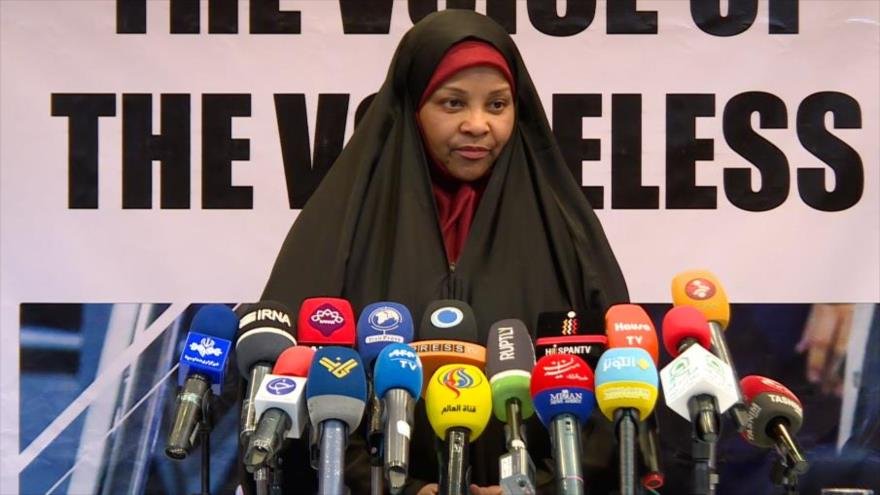 Presentadora de Press TV: EEUU ataca sistemáticamente a musulmanes