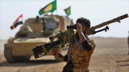 Fuerzas iraquíes impiden paso a patrulla militar de EEUU en Mosul