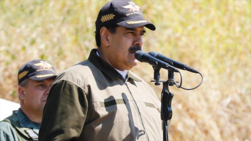 UE pretende lucrarse políticamente de EEUU al desconocer a Maduro