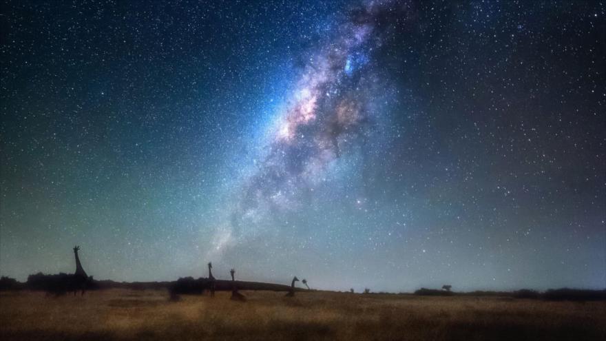 Vídeo: Hubble descubre una galaxia enana vecina de la Vía Láctea